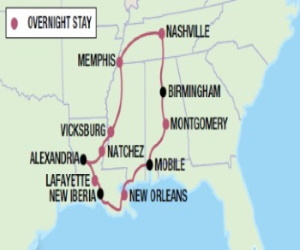 11-Day-American-Rhythms-Self-Drive-New-Orleans-to-New-Orleans