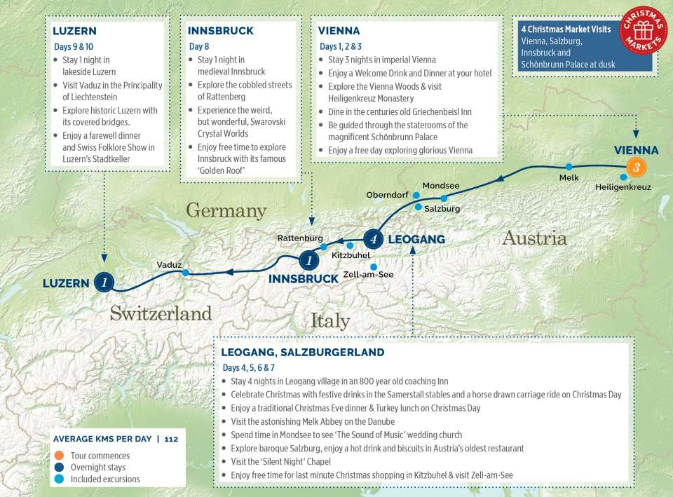Albatross-Austrian-White-Christmas-tour-map