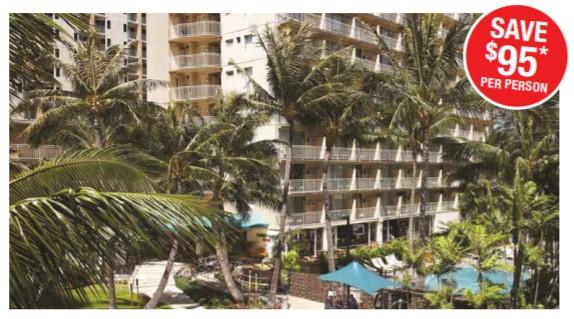 Aloha Hawaii Courtyard by Marriott Waikiki Beach