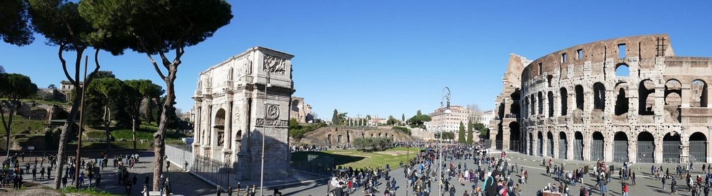 Amphitheatre-Rome-Colosseum