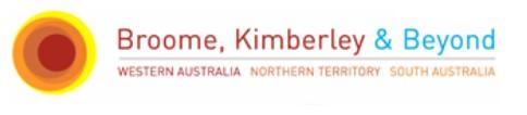 Broome Kimberley & Beyond logo