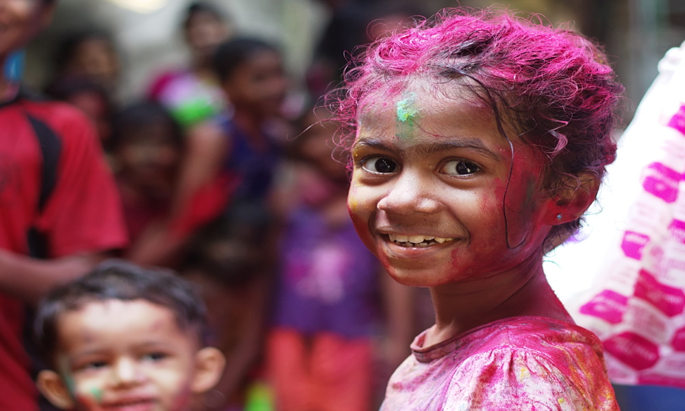 Child-Holi-Color-Powder-Festival