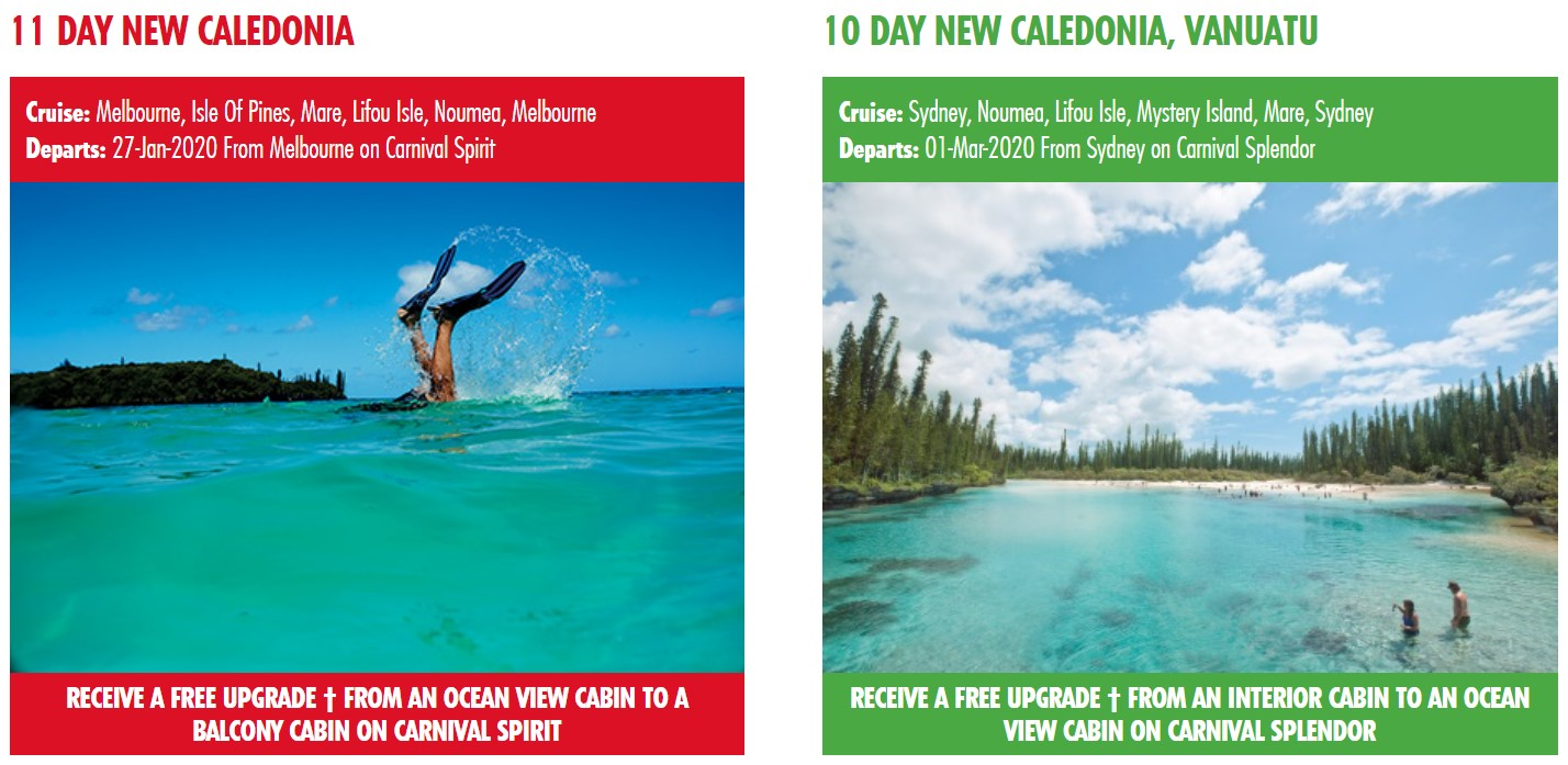 Carnival Cruises Choose Fun Sale Pricing #1