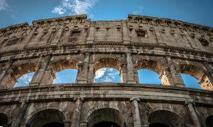 Colosseum-Rome-landmark