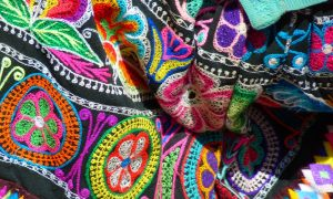 South-America-Colourful-Peruvian-fabric