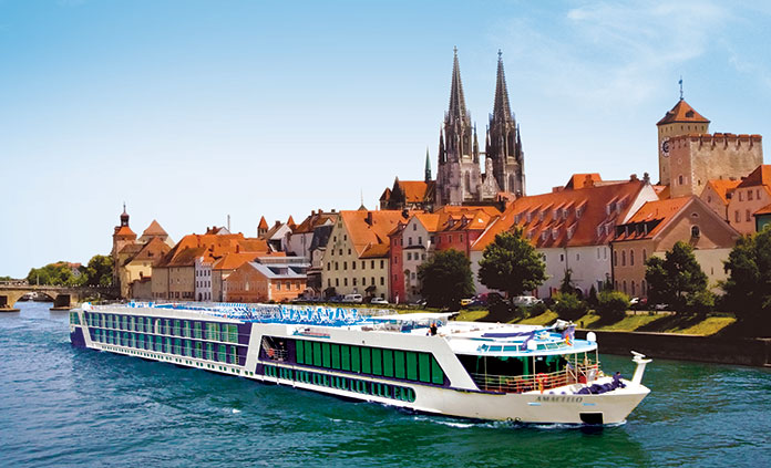 European Danube River Cruise