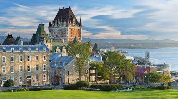 Fairmont Le Château Frontenac Quebec City