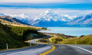 New-Zealand-Self-Drive-Holiday-Road-to-Mount-Cook