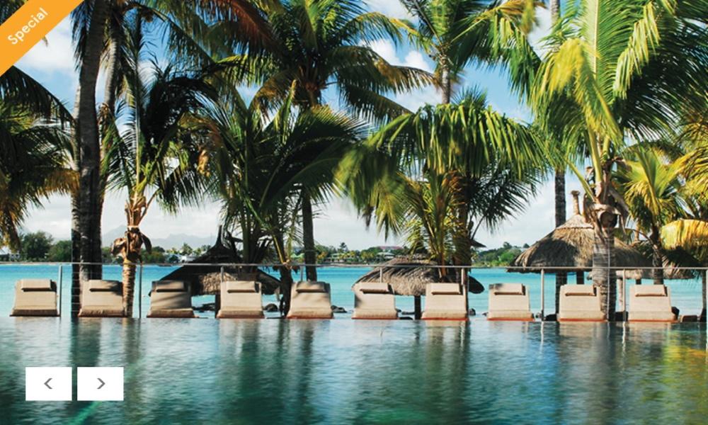 Idyllic Mauritius promo-deal