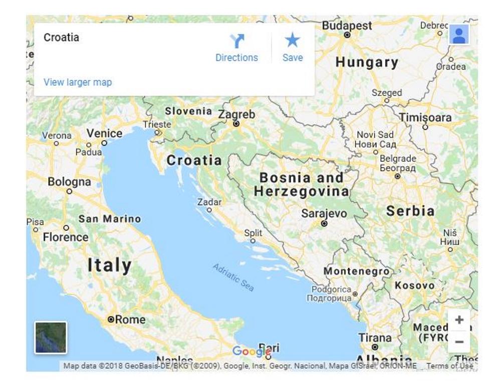 Map-of-Croatia-Sailing-Tour