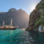 Milford Sound cruise vessel 2
