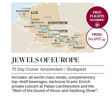 Scenic-Jewels-of-Europe-15day-cruise-Amsterdam-Budapest