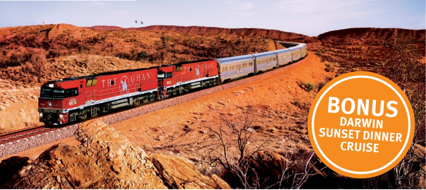 The-Ghan-ultimate-outback-rail-journey