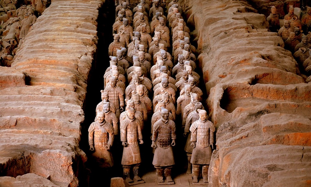 Terracotta-warrior-China-soldier-army