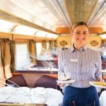 The Ghan onboard dining image 4