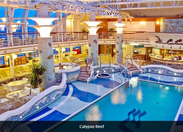 The Golden Princess cruise ship pic #2