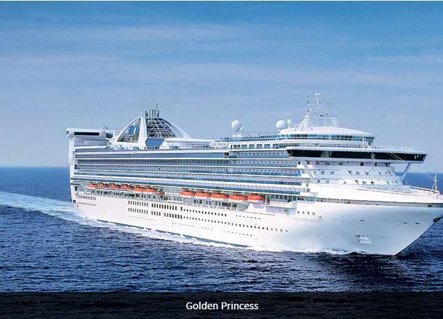 The-Golden-Princess-cruise-ship