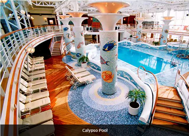 The Sapphire Princess cruise ship
