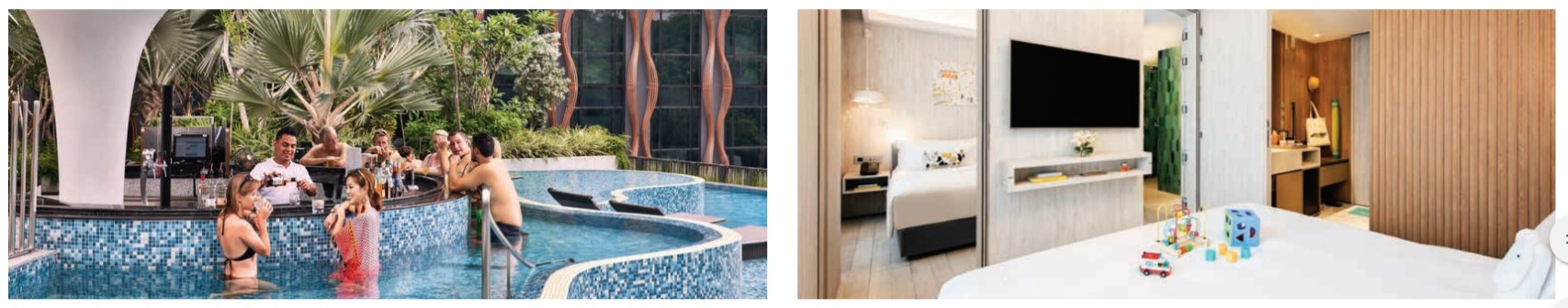 Village Hotel Sentosa Singapore