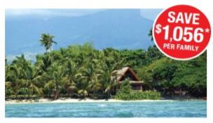 Fiji Summer Fun First Landing Beach Resort & Villas Nadi
