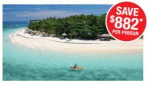 Fiji Summer Fun Treasure Island Resort Nadi