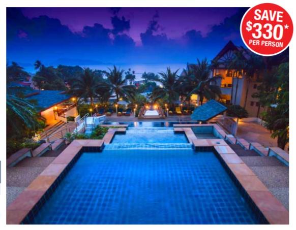 Viva Holidays Centara Blue Marine Resort & Spa Phuket