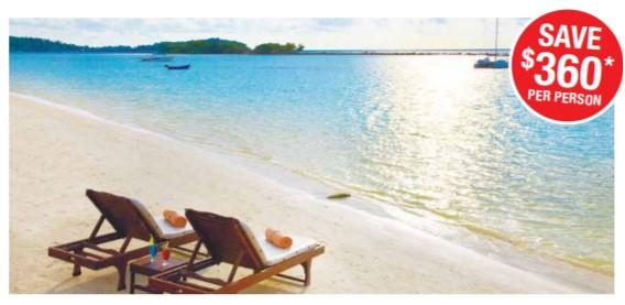 Viva Holidays Chaweng Regent Beach Resort Koh Samui