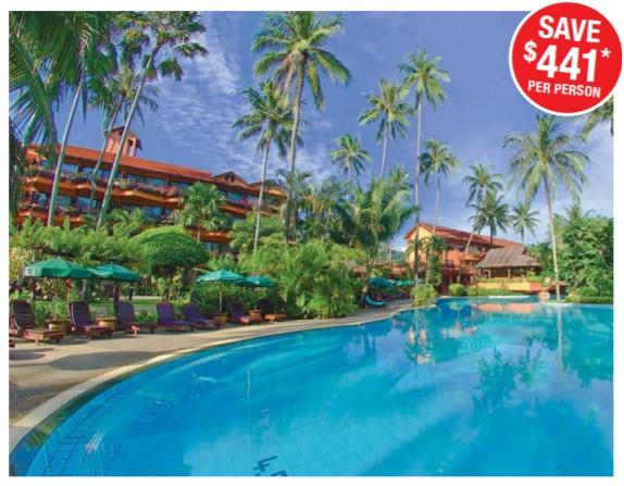 Viva Holidays Patong Merlin Hotel