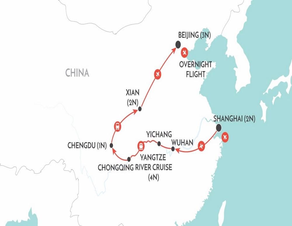 Wendy-Wu-Majestic-Yangtze-tour-map