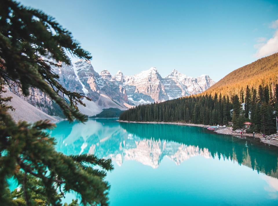 banff-alberta-canada-landscape-nature-water