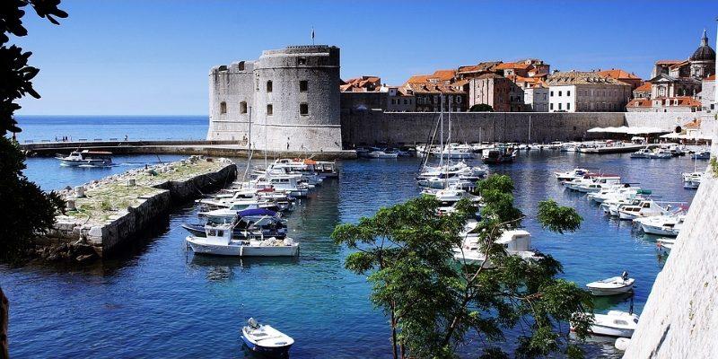 Dubrovnik-Croatia-Harbour-Port-Moorings-Boats