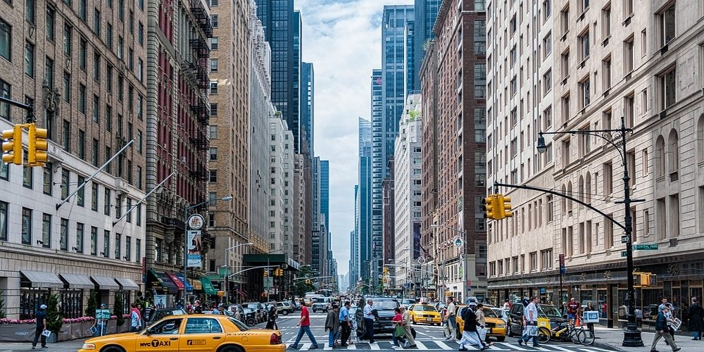 New-York-City-Manhattan-Buildings-Architecture-Cars