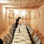 undergrround opal mine restaurant coober pedy south australia