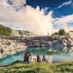 Te Puia Rotorua North Island New Zealand